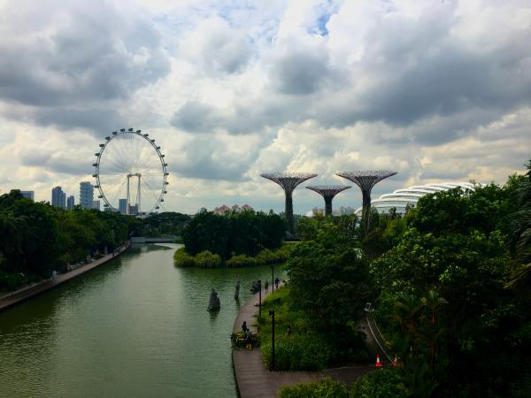 A Tourist Guide To Singapore